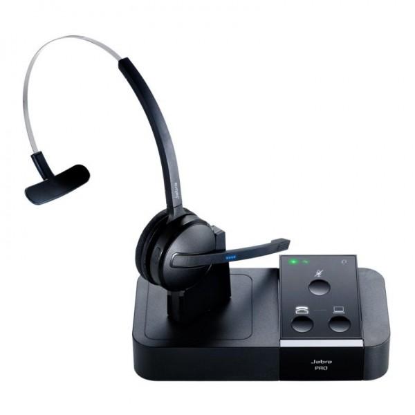 Jabra Pro 9450 Midi DECT Wireless Headset - Refurbished