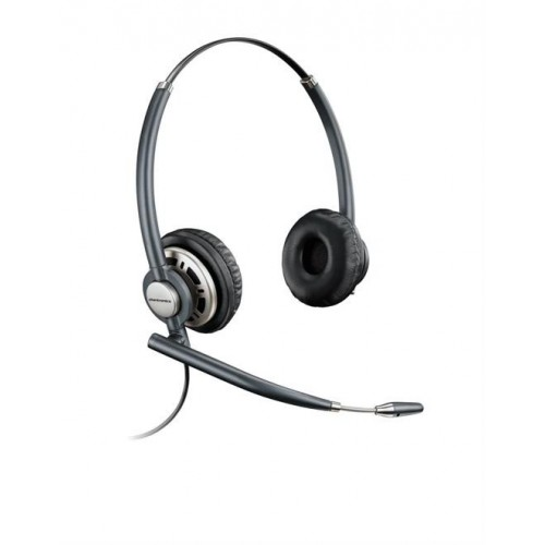 Plantronics Encore Pro HW720N Binaural Noise Cancelling Office Headset - Refurbished